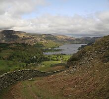 Patterdale view from the mountain by yelsdod