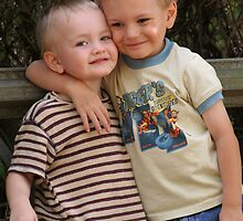 Brotherly Love by DebbieCHayes