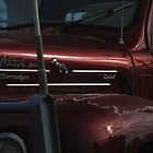 Mack truck - Dalby by Rachael Lancaster