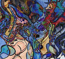 Love Gestures  by gnarlyart
