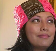 (533) Amsterdam Mexico turban by Marjolein Katsma