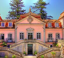 Oeiras Palace by terezadelpilar~ art & architecture
