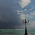 Thunderhead off MoBay by David J Dionne