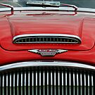 Austin Healey 3000 mk3 bonnet & grill by buttonpresser