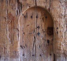 Rothenburg  - Medieval Doorway by David J Dionne