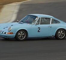 1969 Porsche 911S by Willie Jackson
