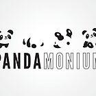 Pandamonium by beccabass