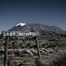 Last waterpoint by Vincent Riedweg