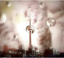 Toronto On My Mind by Greta  McLaughlin