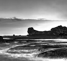 Dawn at Sphinx Rock #2 by Jason Green