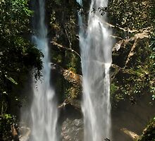 Waterfall - Thailand by nmotton