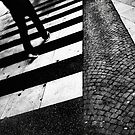 ZEBRA | crossing by Frank Waechter