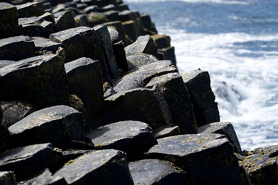 The Giant's Causeway by Phil Simms