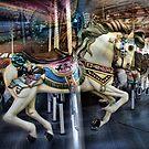 A Carousel by CarolM