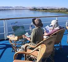 Cruising on the Nile by Patricia127