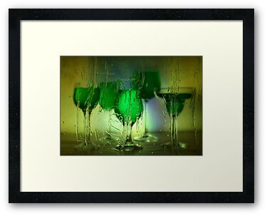 Still Life Four - raining by Robyn Selem