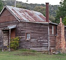 201003300543 Old Butchers shop and dwelling Harrietville by Fred Mitchell