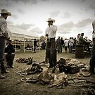 Helmville Rodeo Montana 2009 -  #122 by Terry J Cyr