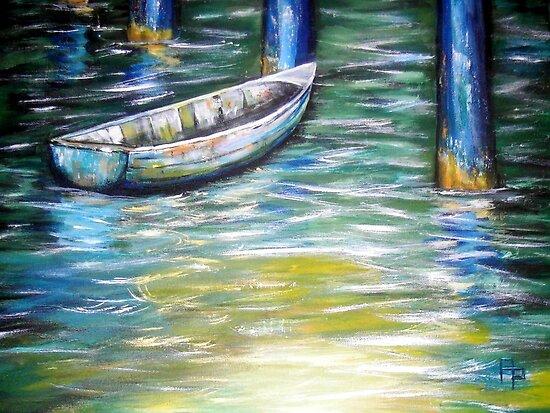 Boat by Pamela Plante
