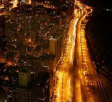 Chicago's Lake Shore Drive by eaglewatcher4