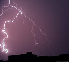 Lightning Photography - First Attempt by Digvijay Sharma