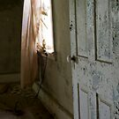 If there isn't an open door, just go through the window... by DariaGrippo