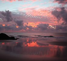 Red Dawn - Etty Bay Qld by Blackie
