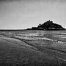 St Michaels Mount by Simon Marsden