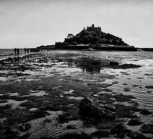 St Michaels Mount 2 by Simon Marsden