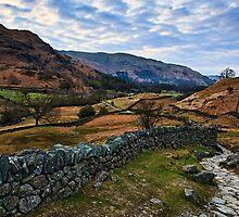 Easedale - Grasmere, Cumbria by David Lewins