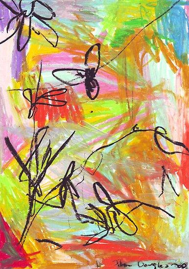Midnight Garden cycle 11 5 by John Douglas