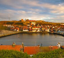 Whitby, North Yorkshire by James Paul