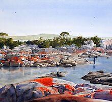 Australian Scenes by Joe Cartwright