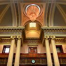 Legislative Chamber - Melbourne by Hans Kawitzki