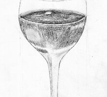 Drawing Day 2010 Shiraz by Matt Penfold