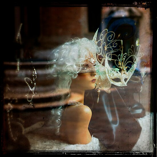In the window by Laurent Hunziker