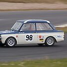 1964 Hillman Imp by Willie Jackson