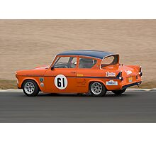 Ford Anglia 105E Photographic Print