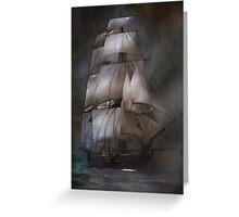 Sea stories II.... Greeting Card