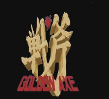 Golden Axe by chrisax1