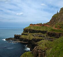 Giants Causeway by Michael Jordan