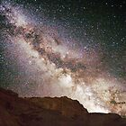 Milky Way Over Capital Reef National Park by cavaroc