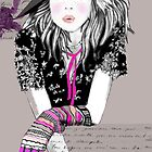 &quot;Drawing Day&quot; Image / Illustration by Mariska