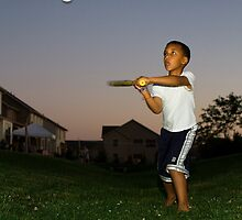 Swing Batter by Mark Van Scyoc