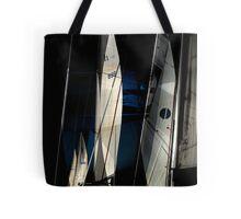 Sail Equation..  Tote Bag