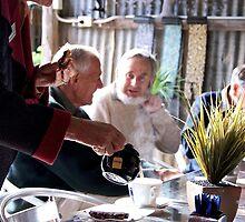 tea service by Jan Stead JEMproductions