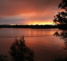 Sunset @ Taree by Dgls57