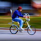 Cyclist by rokudan
