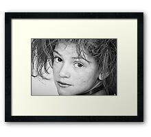 My Zoe Framed Print