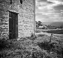 Chicory Kiln by Christine  Wilson Photography